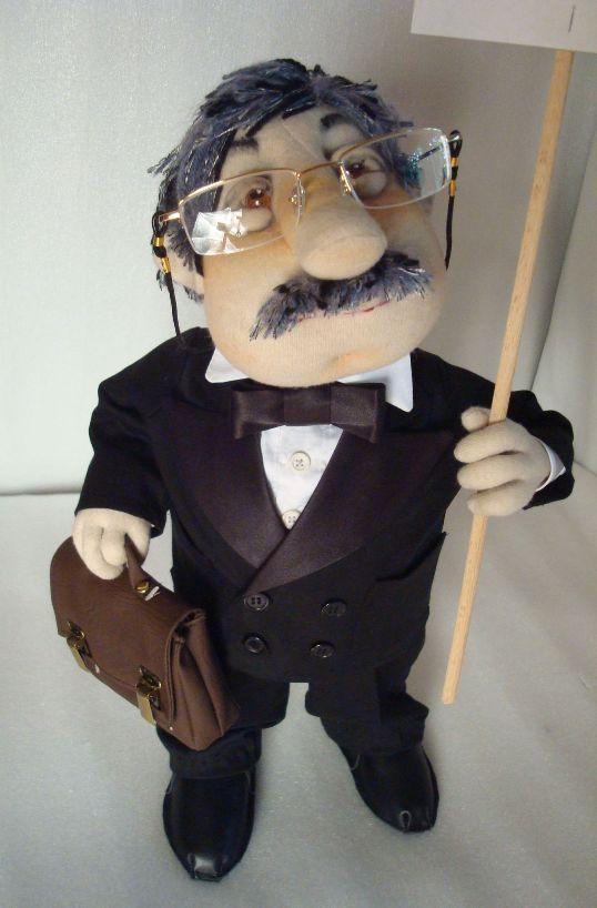 Кукла-портретная-директор