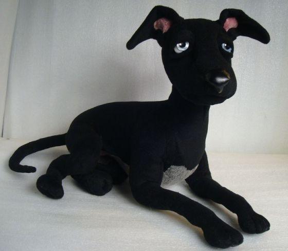 Любителям собак: мягкая левретка Питомцы Игрушки на заказ по фото, рисункам. Шьем от 1 шт.