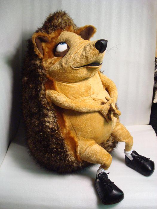 Ёжик - большая мягкая игрушка