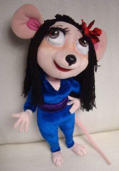Подружка Гайка Куклы Игрушки на заказ по фото, рисункам. Шьем от 1 шт.