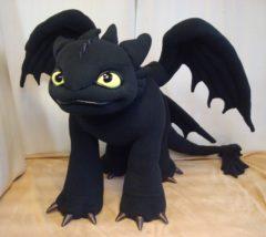 беззубик дракон игрушка