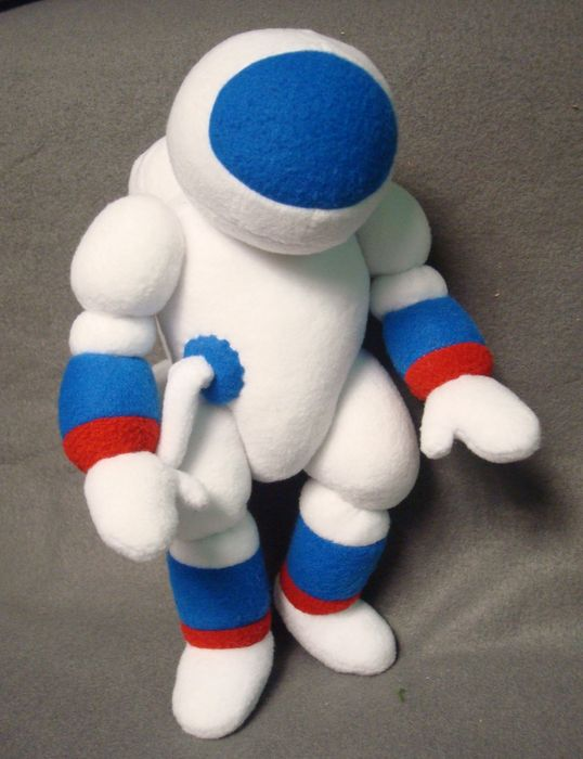 космонавт игрушка