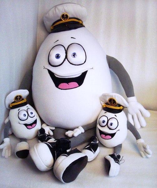 Mister Egg Игрушки по рисункам Игрушки на заказ по фото, рисункам. Шьем от 1 шт.