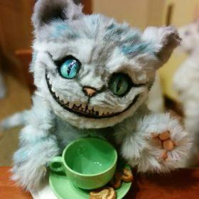 Мягкая игрушка чеширский кот Популярные игрушки Игрушки на заказ по фото, рисункам. Шьем от 1 шт.