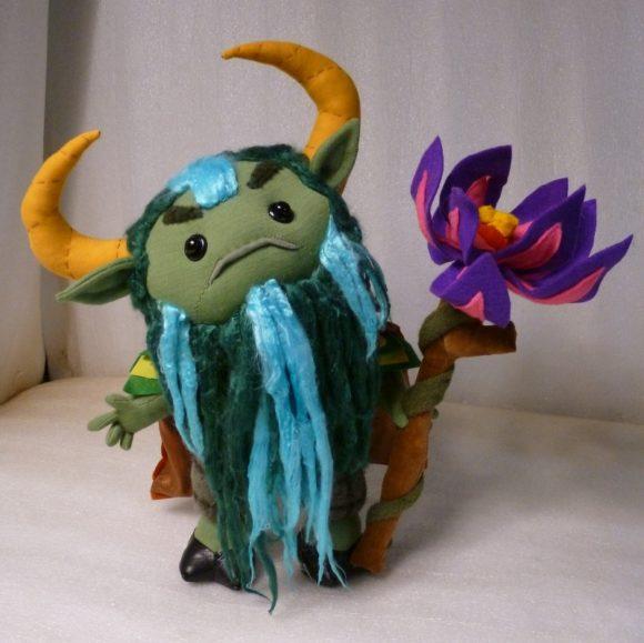 Nature's prophet мягкая игрушка Игрушки по рисункам Игрушки на заказ по фото, рисункам. Шьем от 1 шт.