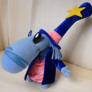 Волшебник из компьютерной игры Rayman Игрушки по рисункам Игрушки на заказ по фото, рисункам. Шьем от 1 шт.