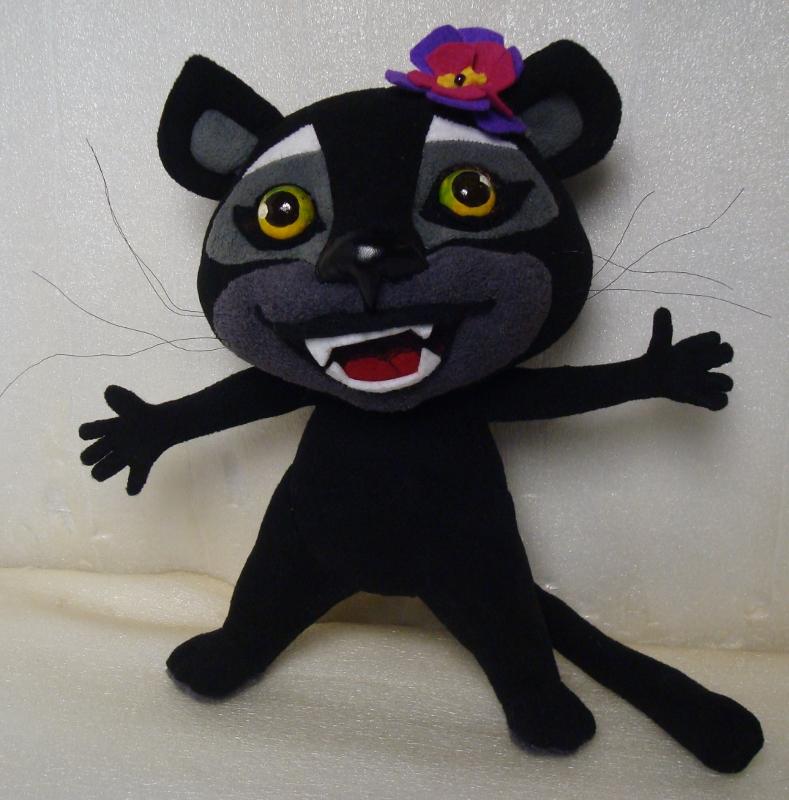 viber пантера игрушка