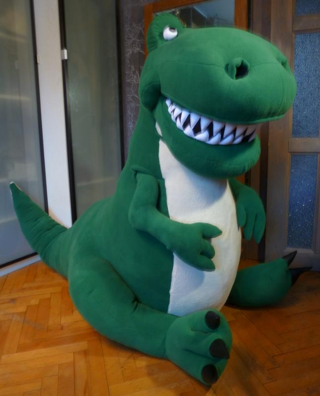 Динозавр игрушка