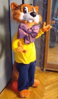 Леопольд мягкая игрушка Мультфильмы Игрушки на заказ по фото, рисункам. Шьем от 1 шт.