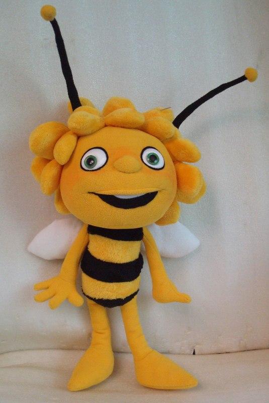 Пчелка Майя мягкая игрушка