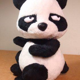 обиженная панда мягкая игрушка