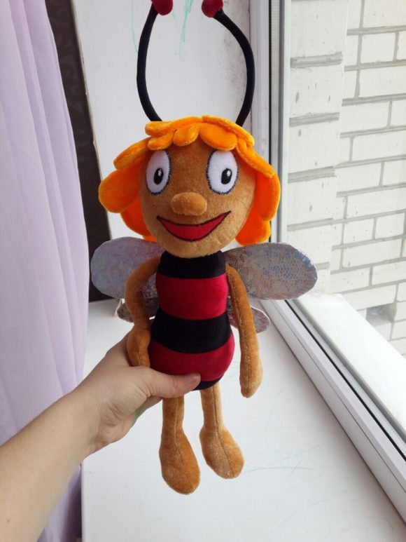 Это правильные пчёлы! Игрушки по рисункам Игрушки на заказ по фото, рисункам. Шьем от 1 шт.