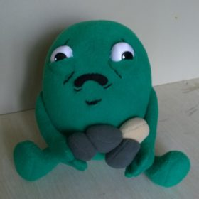 Я сделяль Игрушки по рисункам Игрушки на заказ по фото, рисункам. Шьем от 1 шт.