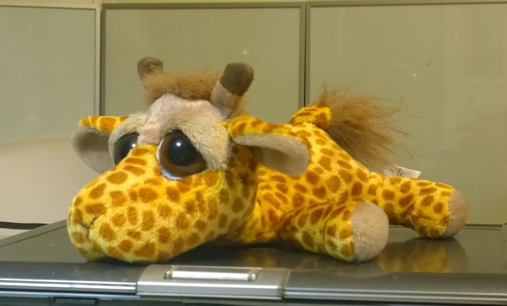 Жираф игрушка фото реконструкция
