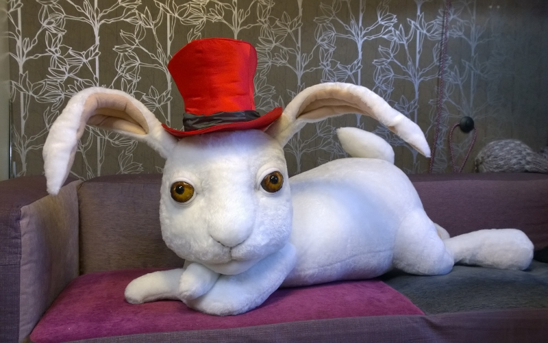 Кролик для театра