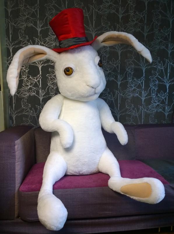 Кролик театрал