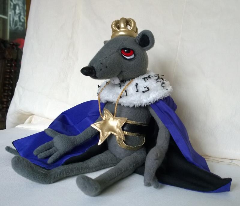 Мышиный король игрушка Щелкунчик