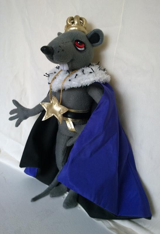Мышиный король Игрушки по рисункам Игрушки на заказ по фото, рисункам. Шьем от 1 шт.