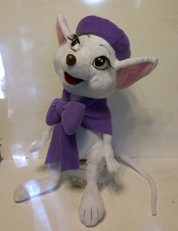 Бьянка мышка игрушка