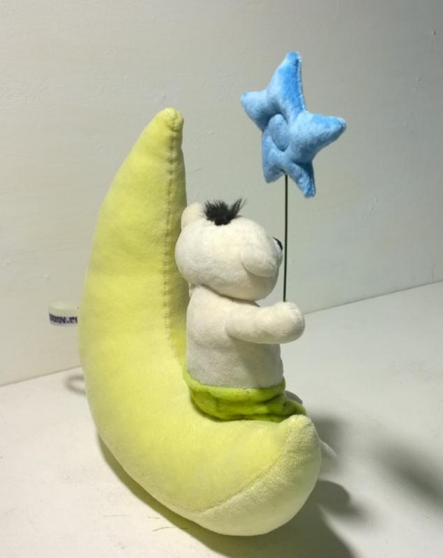 Сонный мишка игрушка мягкая на заказ