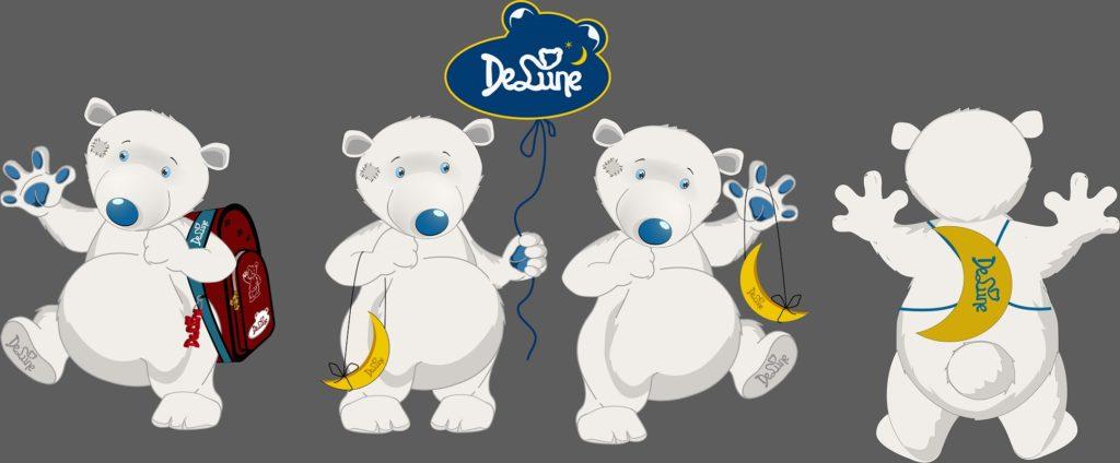 Мишка DeLune