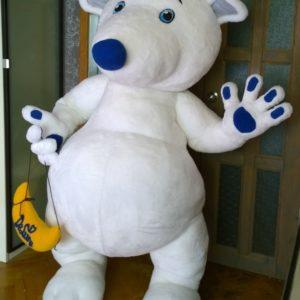 Мишка De Lune для выставки Большие игрушки Игрушки на заказ по фото, рисункам. Шьем от 1 шт.