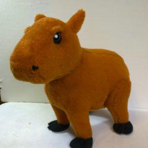 Капибара мягкая игрушка Питомцы Игрушки на заказ по фото, рисункам. Шьем от 1 шт.