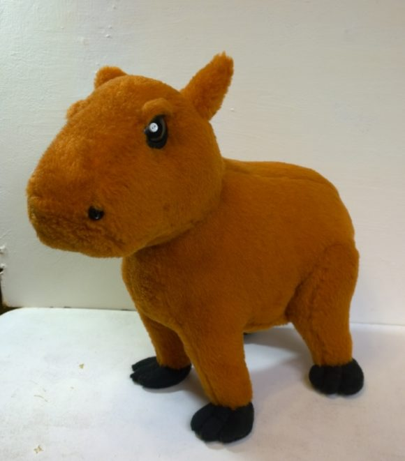 Kapibara plush