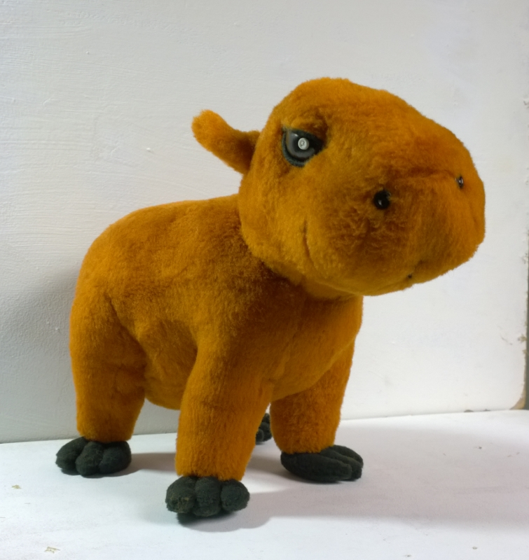 Kapibara plush toy