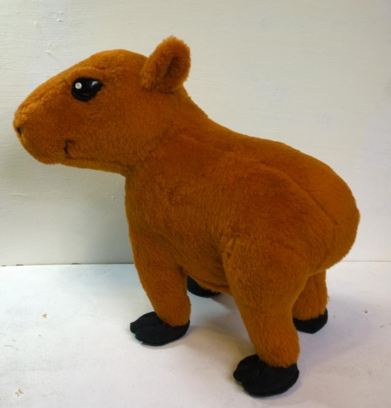 Kapibara soft plush toy