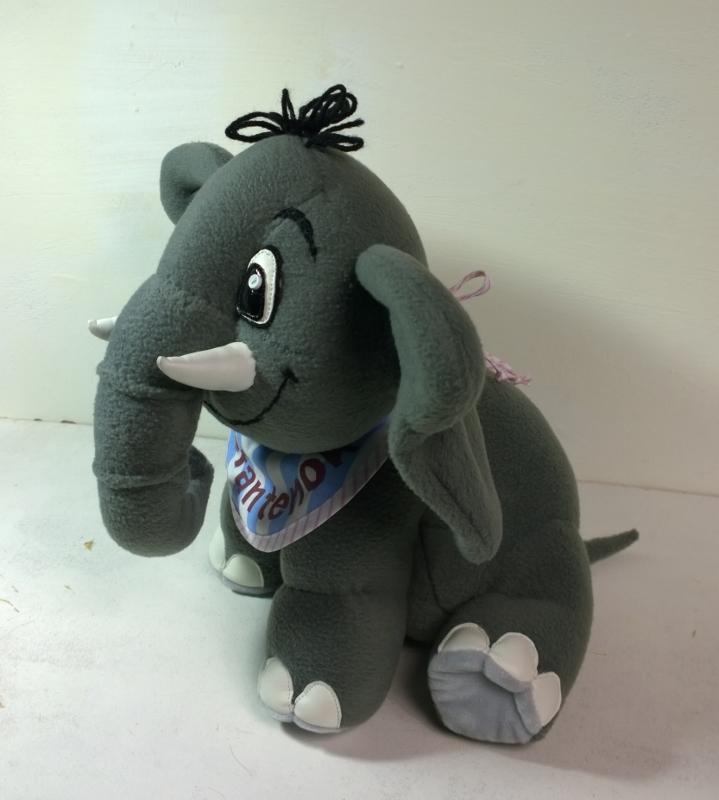 слоник мягкая игрушка
