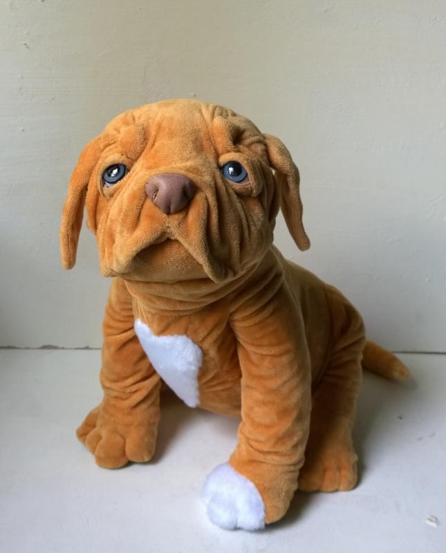 бульмастиф игрушка