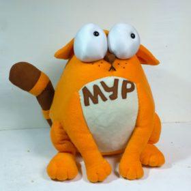 LegCat - котик из вибера Игрушки по рисункам Игрушки на заказ по фото, рисункам. Шьем от 1 шт.