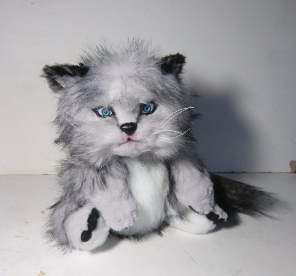 Сердитый котик (Grumpy cat) Игрушки по рисункам Игрушки на заказ по фото, рисункам. Шьем от 1 шт.