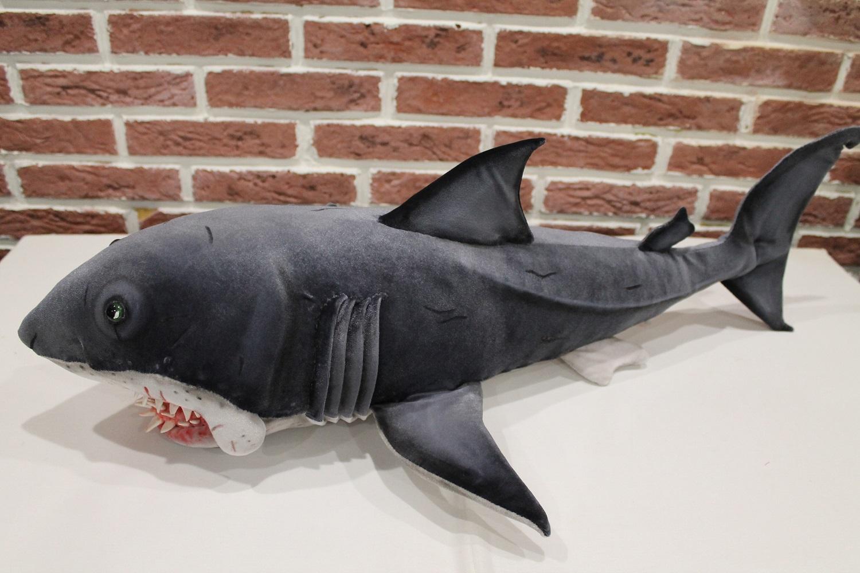 Акула Челюсти 2 Игрушки по рисункам Игрушки на заказ по фото, рисункам. Шьем от 1 шт.