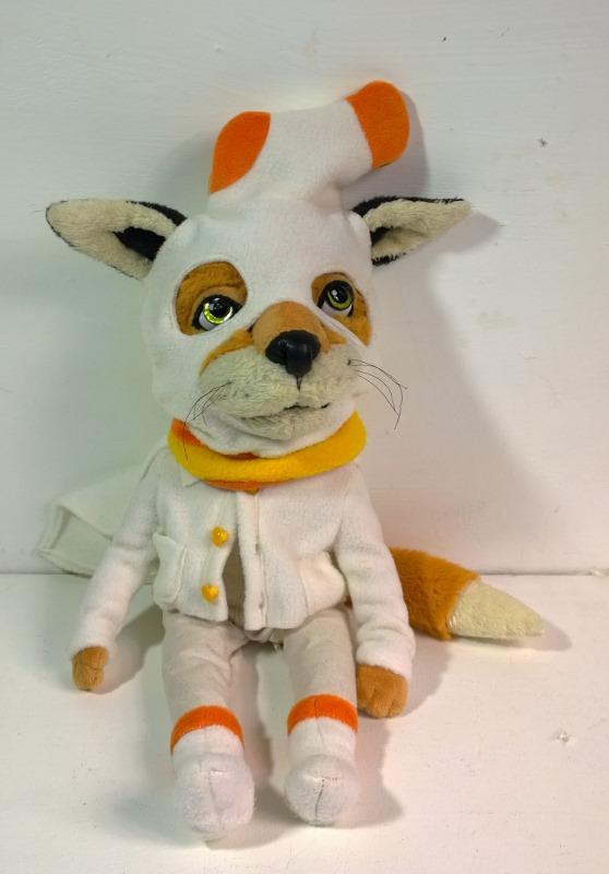 Эш (Бесподобный Мистер Фокс) Мультфильмы Игрушки на заказ по фото, рисункам. Шьем от 1 шт.