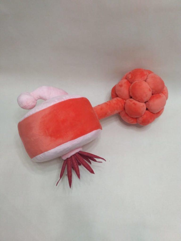 Плюмбус мягкая игрушка Игрушки по рисункам Игрушки на заказ по фото, рисункам. Шьем от 1 шт.