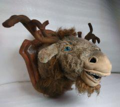Игрушечная таксидермия (ни одно животное не пострадало) Игрушки по рисункам Игрушки на заказ по фото, рисункам. Шьем от 1 шт.